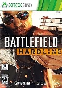 Battlefield Hardline (2 DVDS) d1: instalación obligatoria disco duro xbox; d2:juego