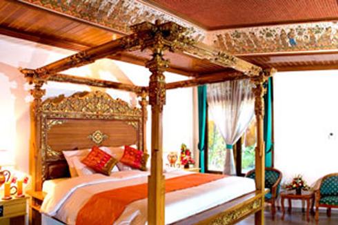 Matahari Bungalow Bedroom