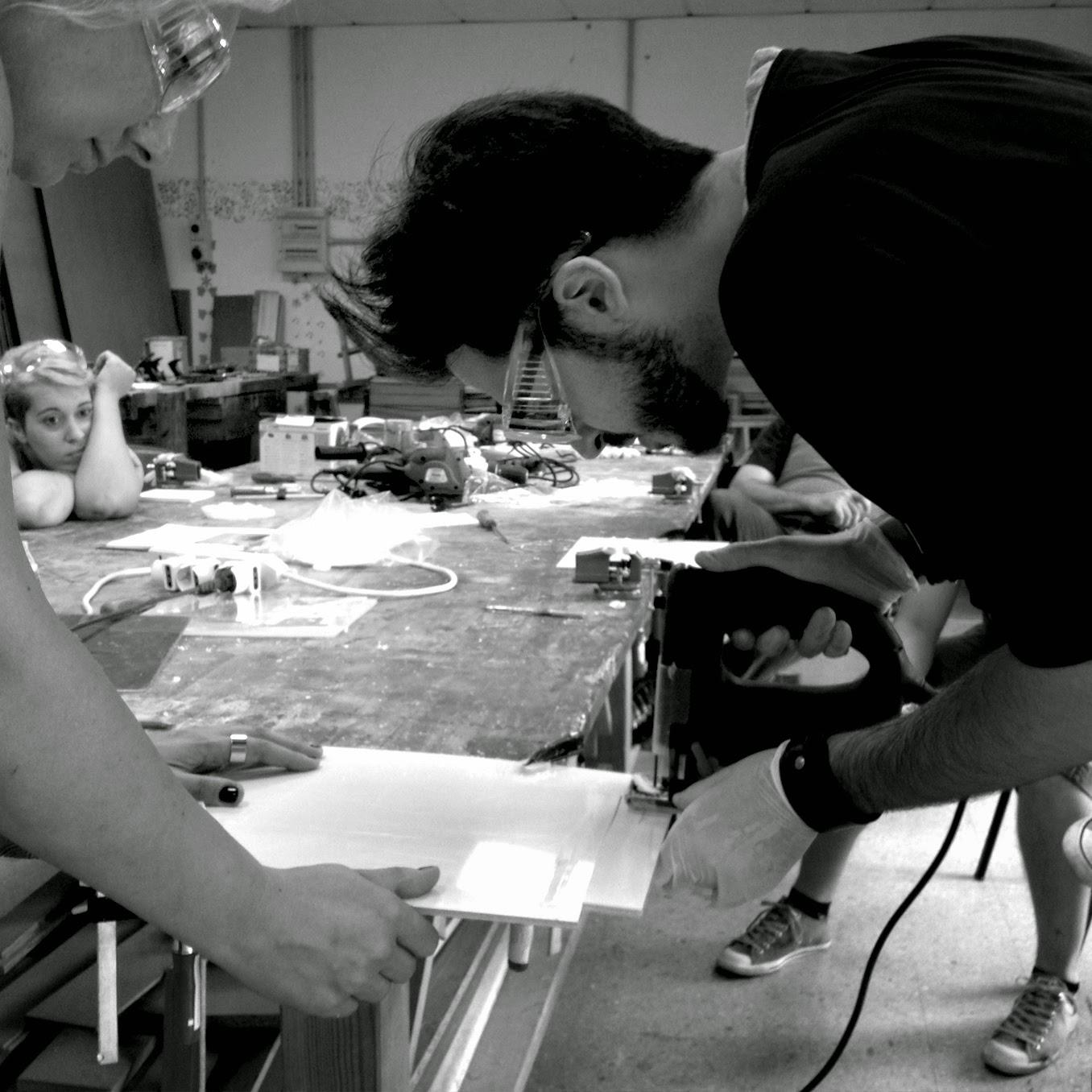 workshop lavorazioni plexiglass roma