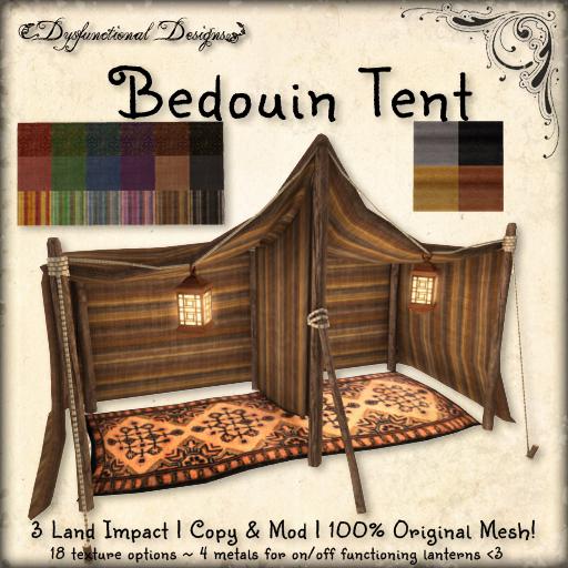 Genre  Arabia ~ Bedouin Tent! & Dysfunctionality: Genre : Arabia ~ Bedouin Tent!