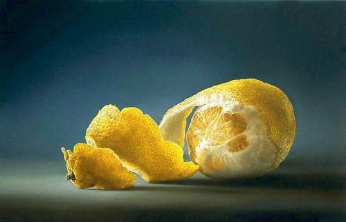 Menakjubkan! Lukisan-lukisan Makanan Ini Terlihat Sangat Nyata [ www.BlogApaAja.com ]