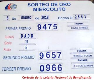 resultados-sorteo-miercoles-6-de-enero-2016-loteria-nacional-tablero