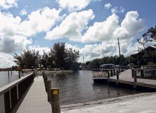 Boat ramp at Blackburn Point Park
