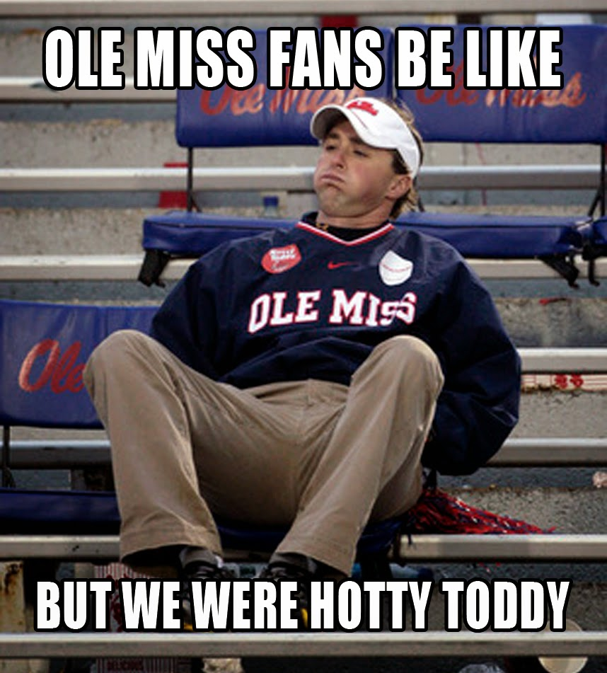 mississippi state, hate ole miss, football, egg bowl, 2014
