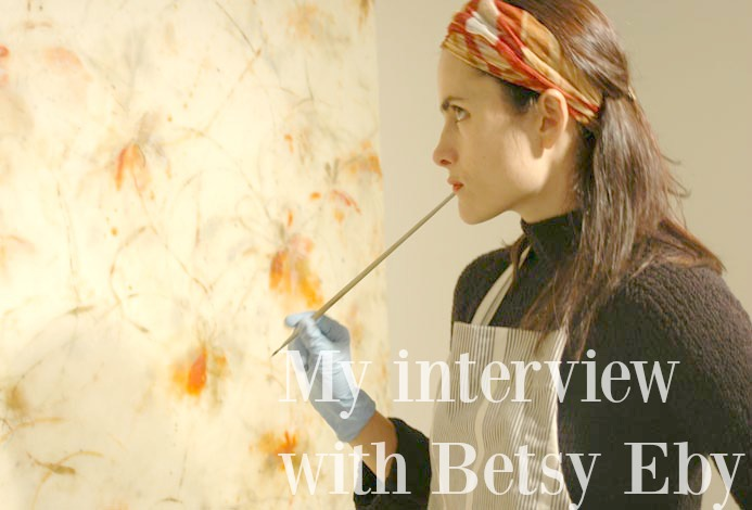 Betsy Eby Interview