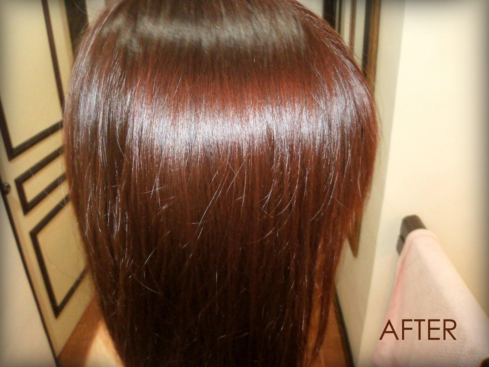 Dark Mocha Hair Color My hair is shiny and silky