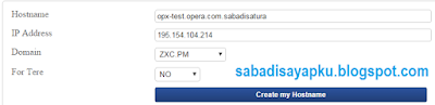 Cara Pointing SSH Ke Opera | Full Tutorial Video