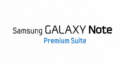 video samsung galaxy note premium suite with ics 4 0