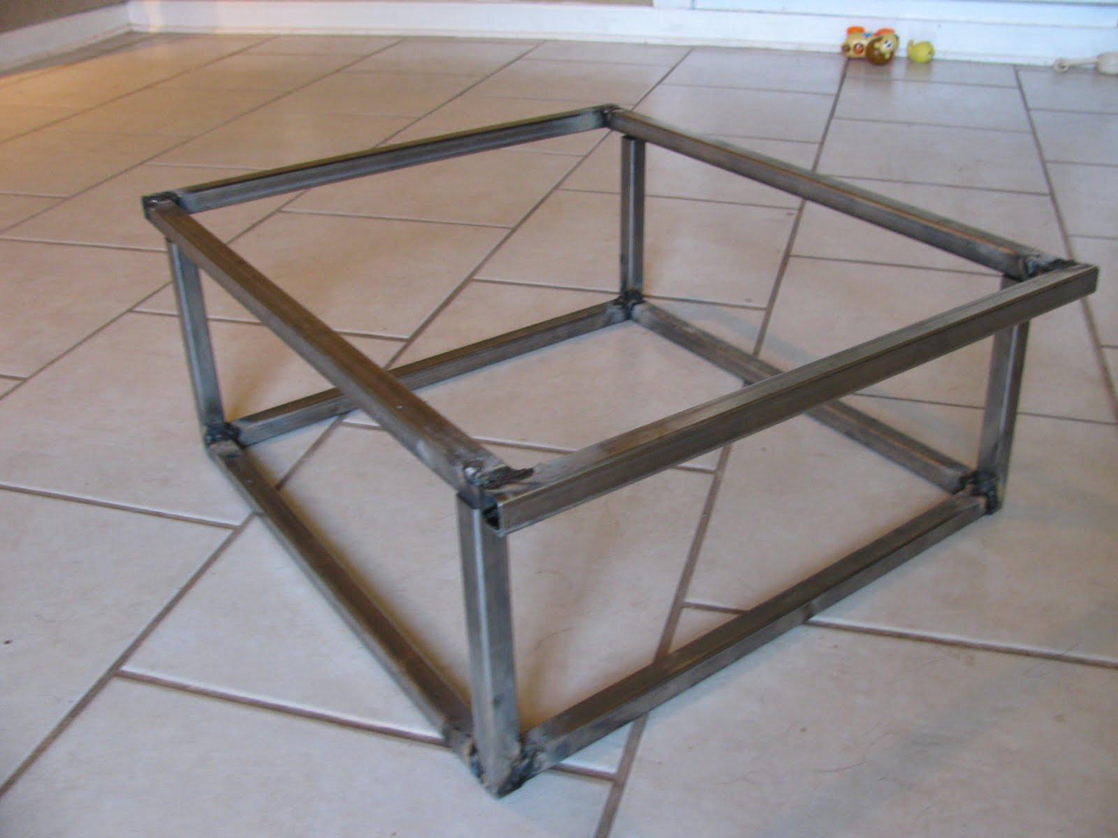 Adventures In Creating Coffee Table Part Deux