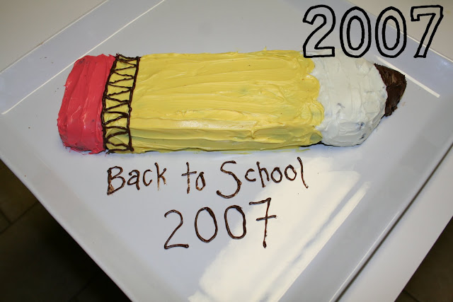 back to school cakes