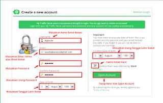 Cara mendaftar paidvert-2