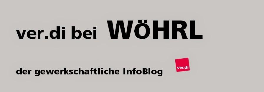 ver.di bei Wöhrl