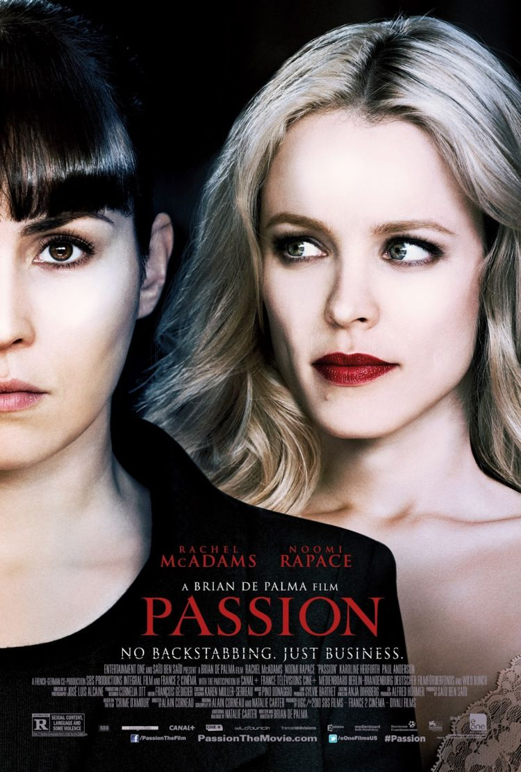 Download - Passion – DVDRip AVI + RMVB Legendado ( 2013 )