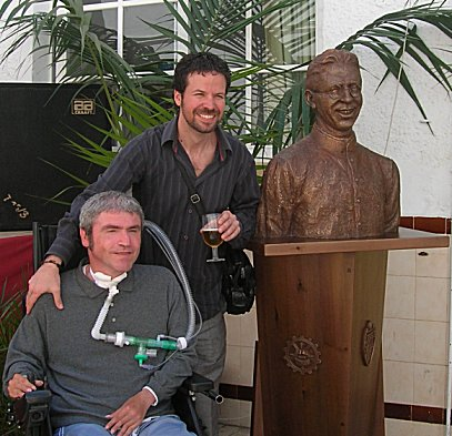 Rafael Salvatierra y Paco