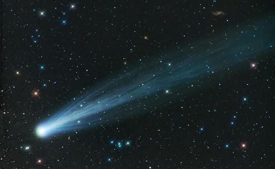 Komet ISON: Semakin ke Matahari, Semakin Cemerlang