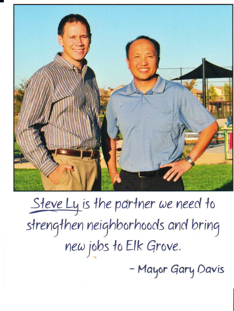 Video – Davis Backtracks From His and Ly's Campaign Promise of Elk Grove Jobs