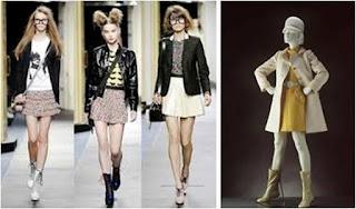 Mode di tahun 60-an