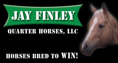 Jay Finley Quarter Horses