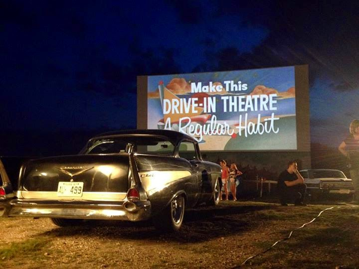 The galaxy drive in euless texas for Drive in movie theaters still open