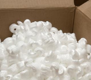 embalaje de materiales para su cuidado: