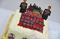 Fizz Fairuz's Cake