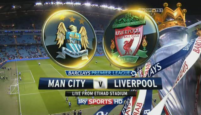 EPL Highlights - Man City v Liverpool - 03 January 2012 ~ MOTD ...