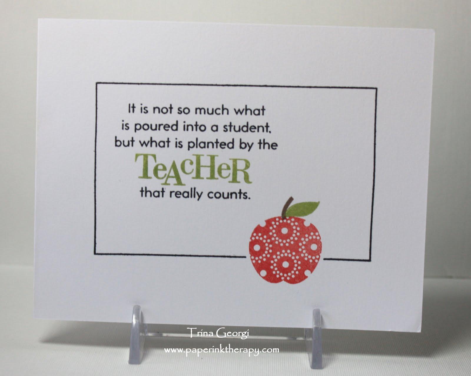 """... for my daughter's preschool teachers for """"Teacher Appreciation Week"""