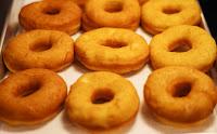 Unglazed Doughnuts