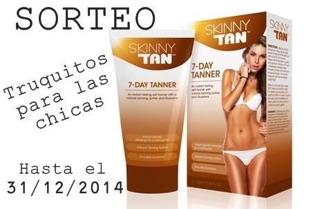 sorteo skinny tan