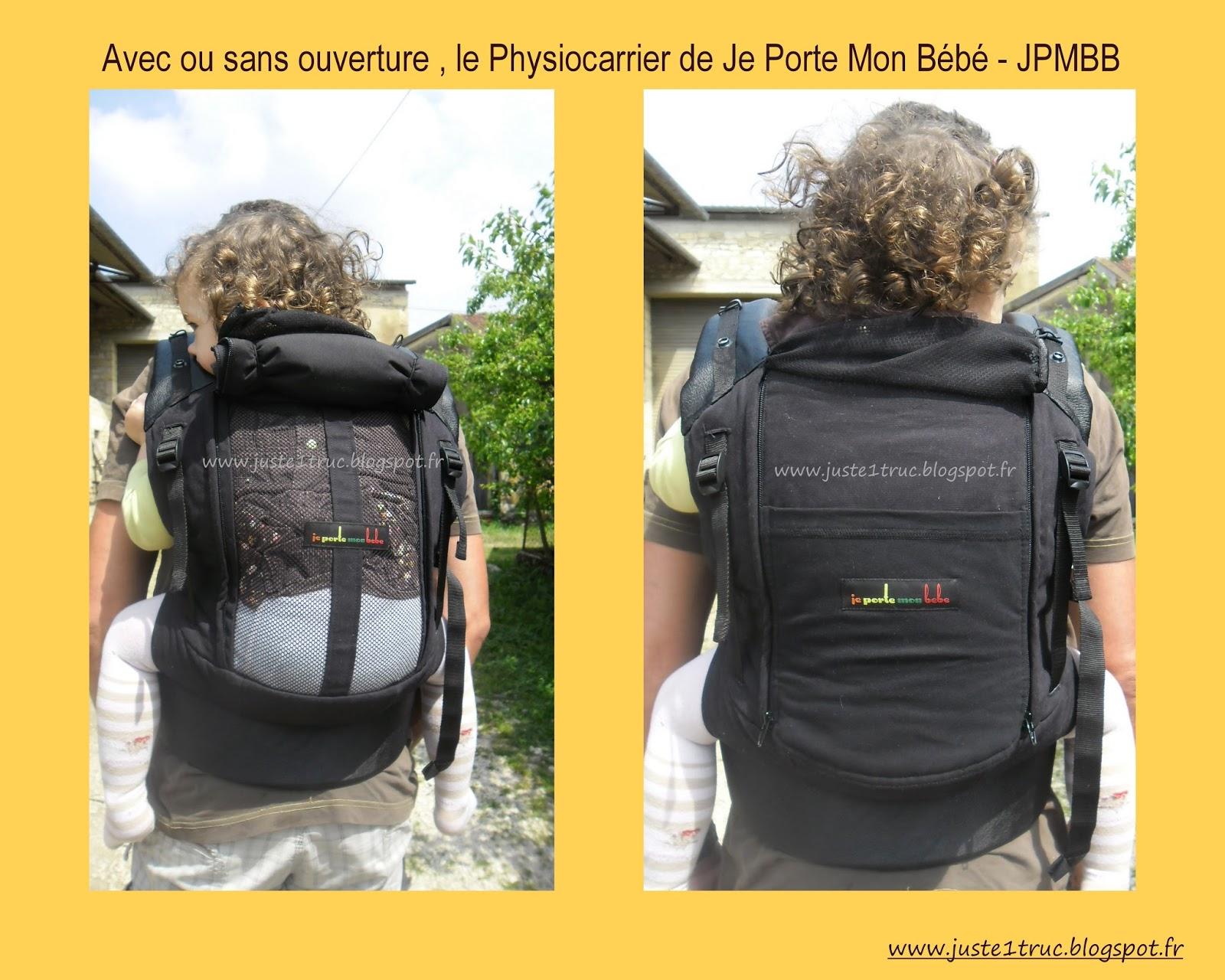 Jvoudrais Juste Dire Un Truc Test Du Préformé Physiocarrier De - Porte bebe physiocarrier