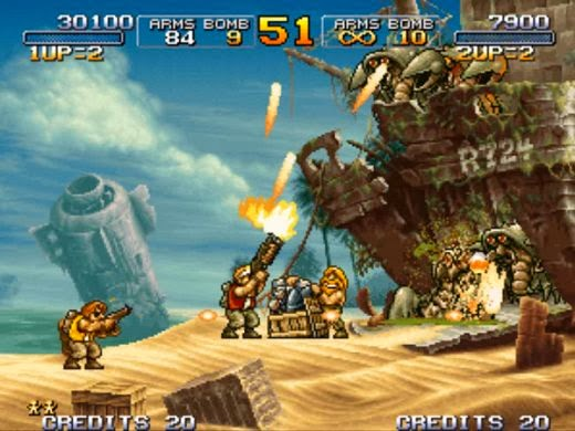 free download pc game metal slug
