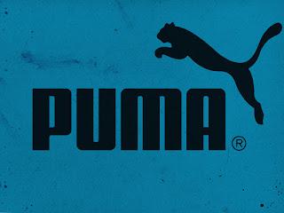 Puma Sport Company Brand Logo Texture Wallpaper