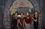 Look Scary at The London Dungeons with o2 and Blackberry