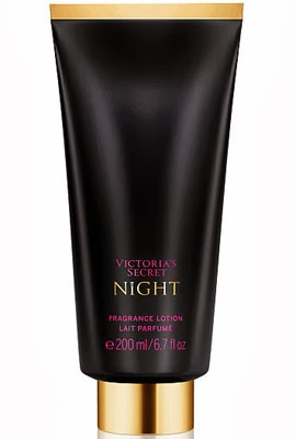 Victoria's Secret Night loción corporal perfumada