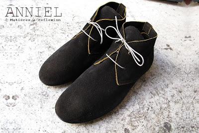 Desert boots Anniel homme