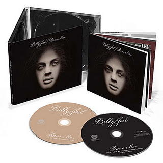 Legacy Edition of Piano Man set Billy Joel Piano Man Legacy Edition