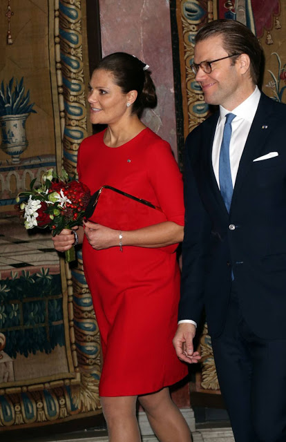 Swedish Royal Family Had Lunch With Tunisian President During His State Visit To Sweden