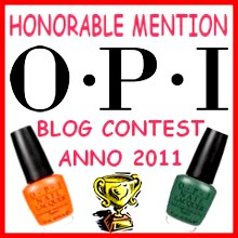 HONORABLE MENTION CATEGORIA VIDEO OPI BLOGGER CONTEST 2011