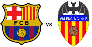 Partido Barcelona Vs Valencia – Semifinal de Vuelta