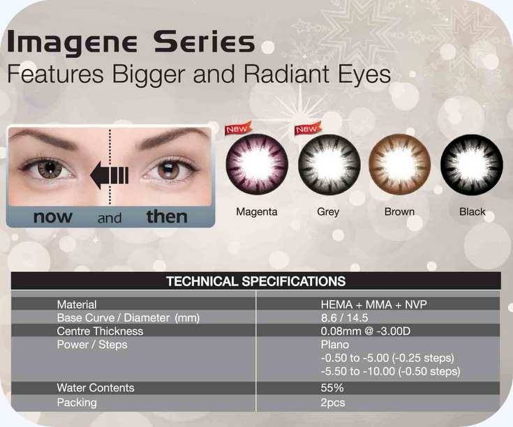 Image result for imagene color lens