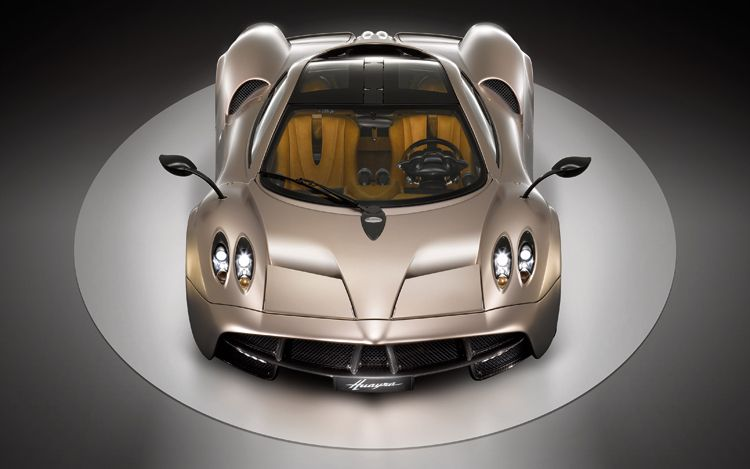 2012 Pagani Huayra | Car