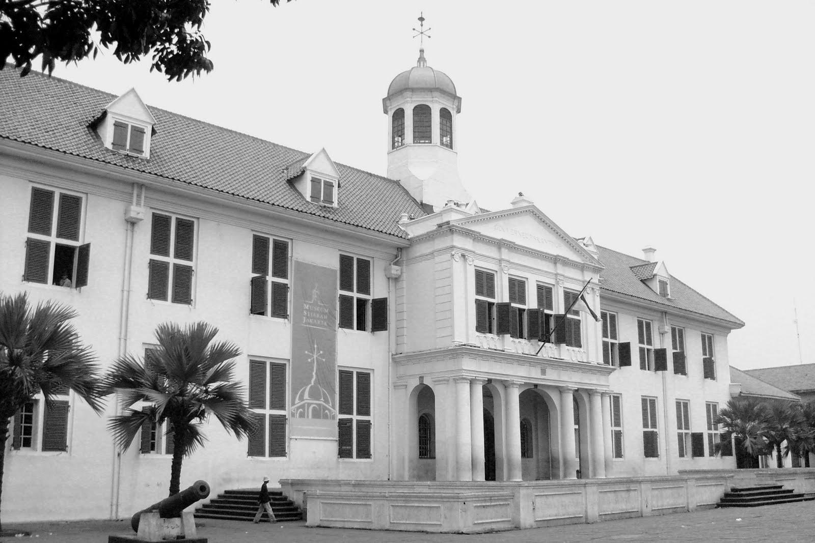 Tempat Angker Dan Misteri Museum Fatahillah, Jakarta