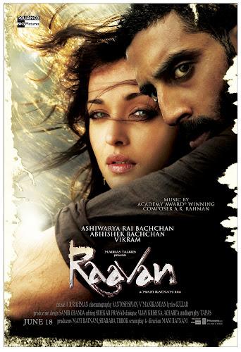 Raavanan (soundtrack)
