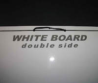 White Board Double Side
