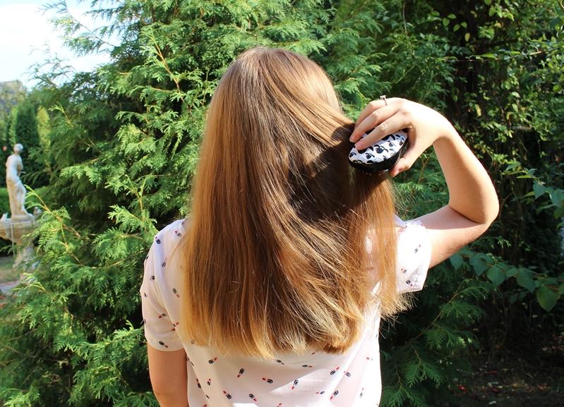 Niedziela dla włosów #2 - aktualizacja po obcięciu