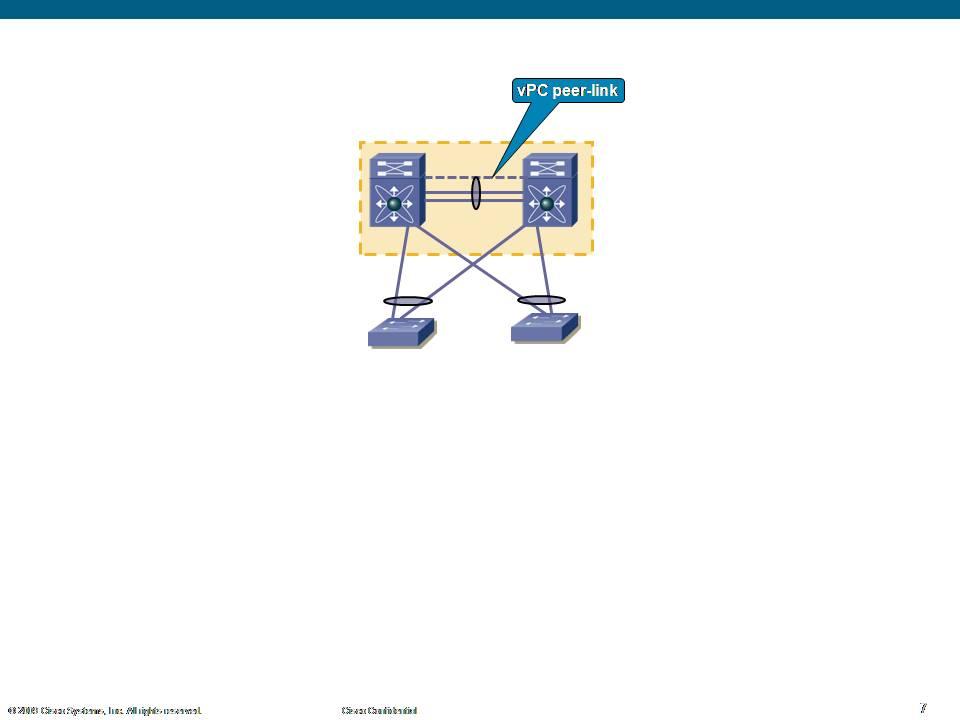 vPC Peer Link | CISCO NEXUS ALL