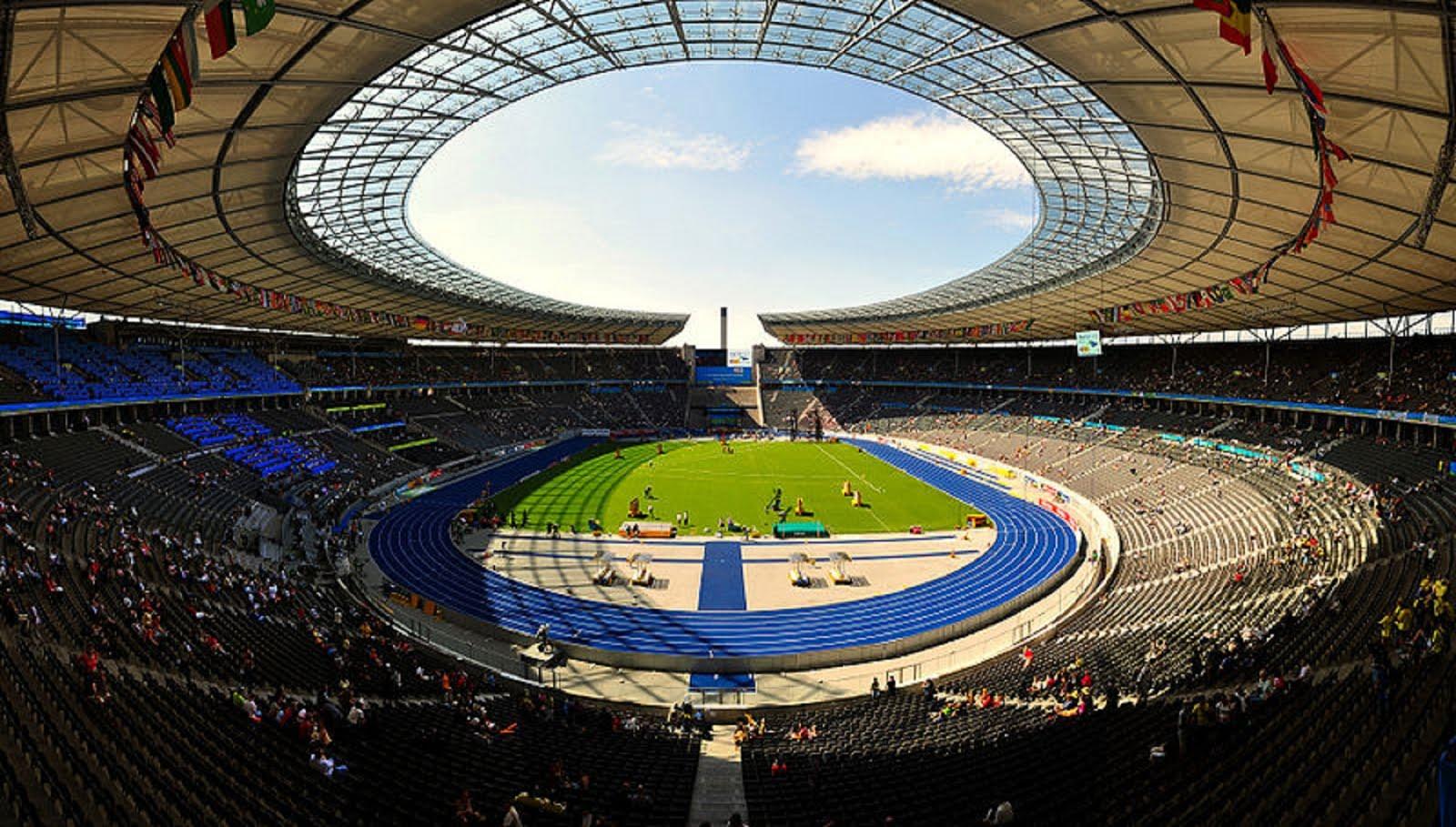 Olympiastadion Alemania 2006