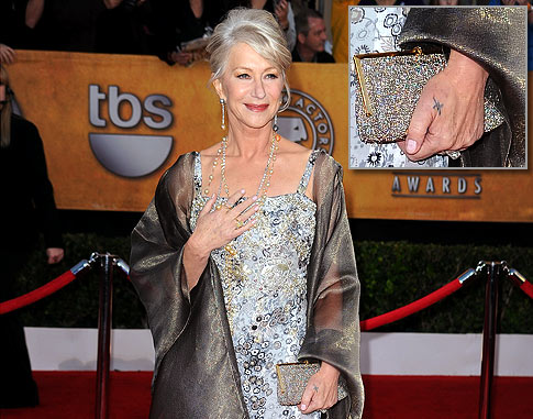 Laser Tatto Removal on Tattoo Removal  Helen Mirren S Tattoos
