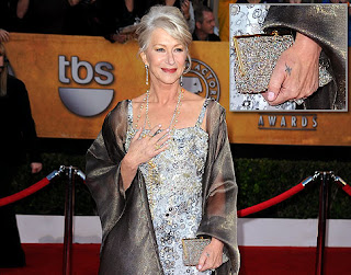 Helen Mirren Tattoos