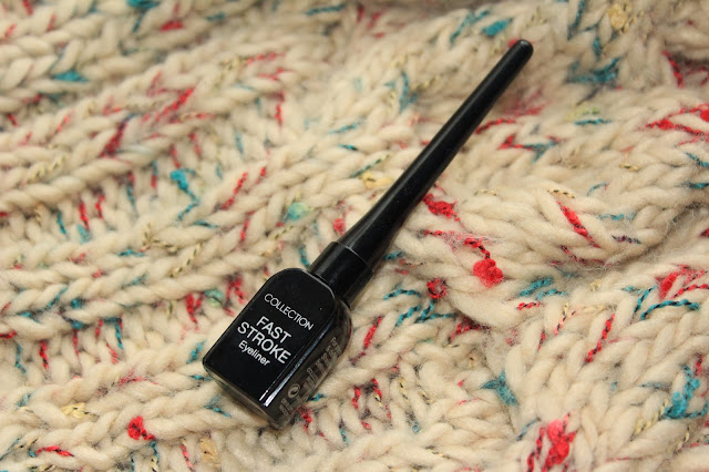 Review - Collection Fast Stroke EyeLiner